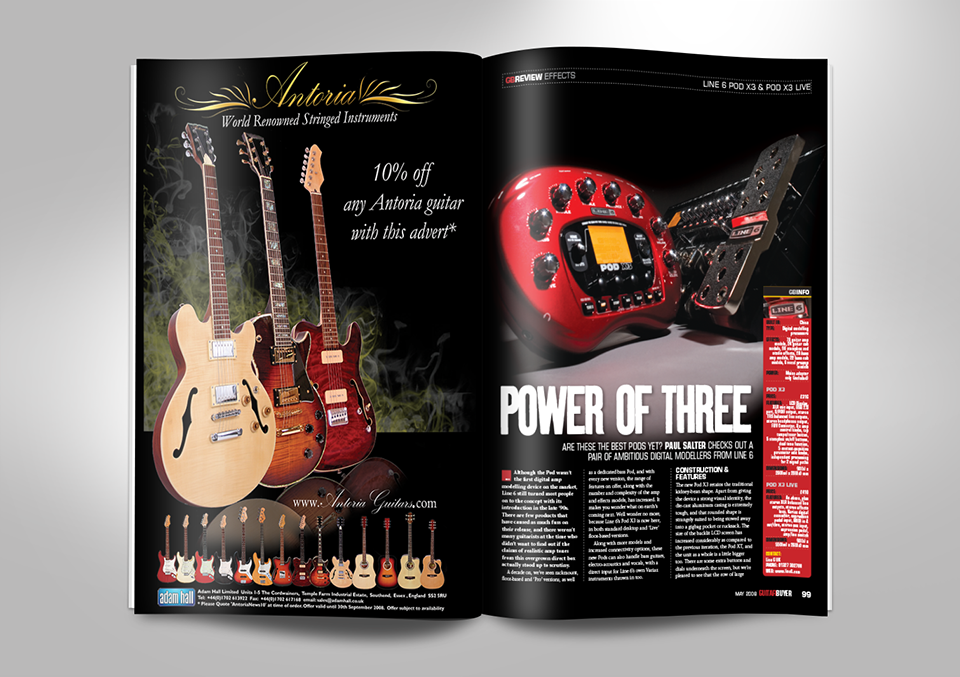 Guitar Buyer Magazine